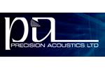 Precision Acoustics logo